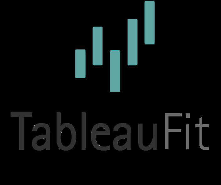 TableauFit – Clean, Mean & Lean Tableau Dashboards